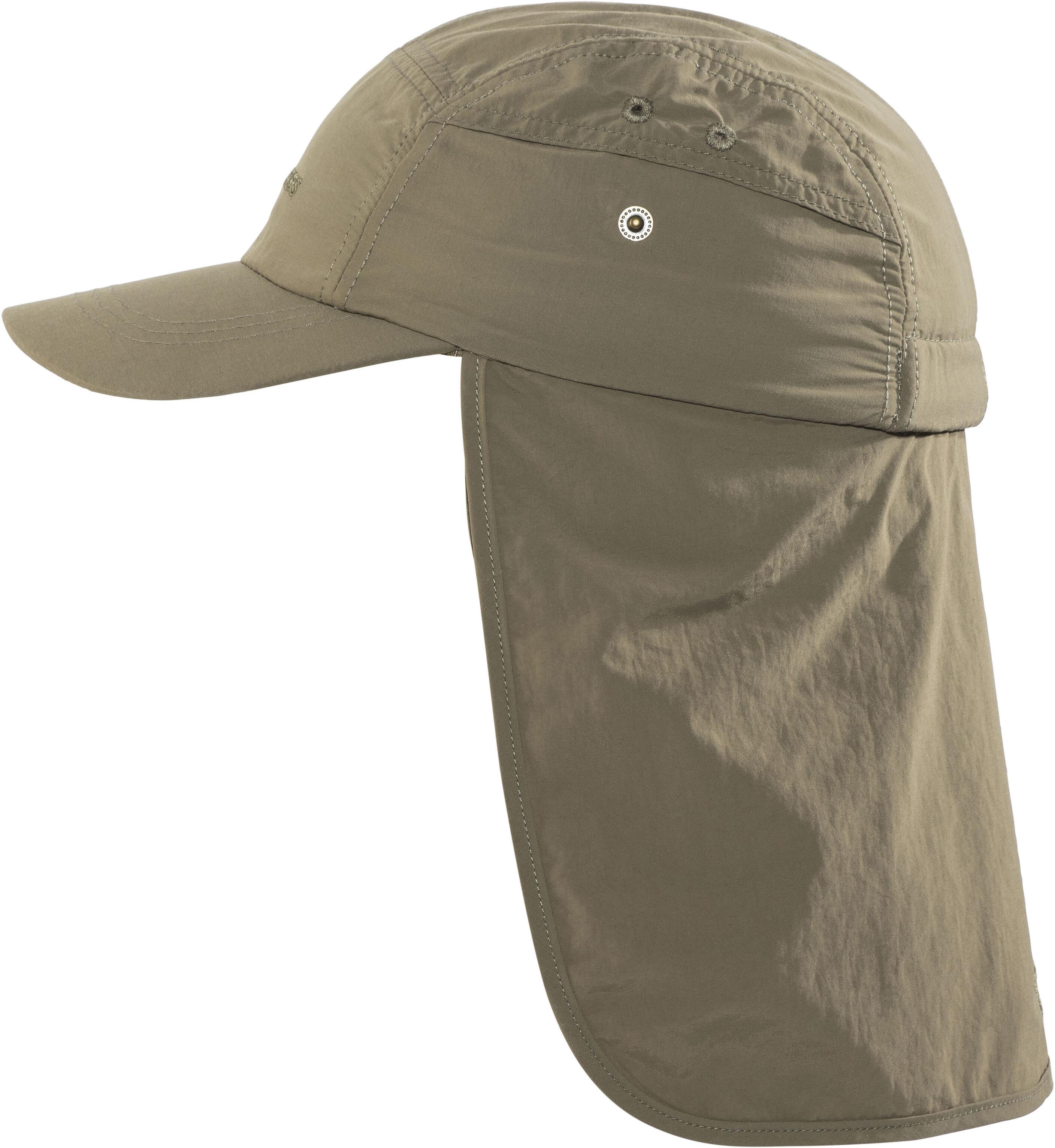 49eb153b3 Craghoppers NosiLife Desert Hat Kids pebble